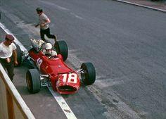 Bandini Monaco Grand Prix 1967 km Racing Team, Road Racing, F1 Racing, Lorenzo Bandini, Thing 1, Gp F1, Gilles Villeneuve, Ferrari F1, Ferrari Racing