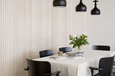 Sustainable design products using natural materials, linen and wool. Sustainable Design, Helsinki, Brick Wall, Dining Area, Dining Room, My House, Interior Design, Interior Ideas, Colours