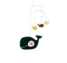 Jonas and The Whale by Flensted Mobiles
