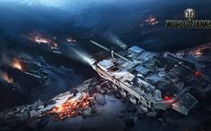 World of Tanks, Strv 103B, WoT, online games, online tanks