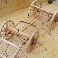 Woodworking Plans Explore Roger Sinclair's photos on Photobucket. Toy Wagon, Horse Wagon, Horse Drawn Wagon, Wooden Wagon, Wooden Truck, Woodworking Toys, Cool Woodworking Projects, Wood Toys Plans, Old Wagons