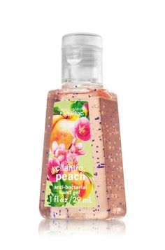 Cilantro Peach PocketBac® - Clean your hands wherever you go with this uplifting blend of peach nectar, sweet orange and fresh cilantro. <3  #LUVBBW