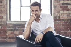 Shot by James Bort, Piaget campaign with Ryan Reynolds, the new international Piaget ambassador.