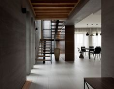 Two Levels House by Nott Design | KNSTRCT