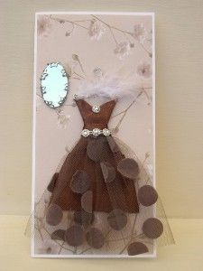 Sweetheart Carrie Inspired Glamour Wedding Dress Card /... review at Kaboodle