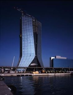 A Tower in Marseille - France  by Zaha Hadid