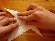 Origami - Flamant Rose- YouTube