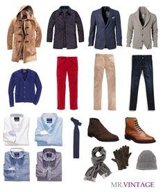 Co każdy facet powinien mieć w szafie – edycja jesień/zima   Mr Vintage - rzeczowo o modzie męskiej