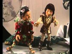 Eine kleine Zauberfloete | Augsburger Puppenkiste