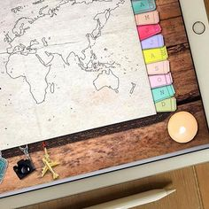 Travel digital planner by Square Photos, Digital, Travel, Instagram, Viajes, Traveling, Trips, Tourism