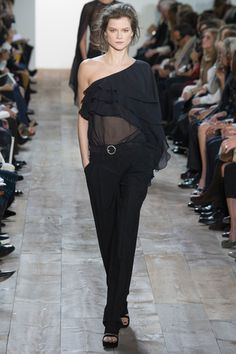 Michael Kors Fall 2014 Ready-to-Wear Collection Slideshow on Style.com