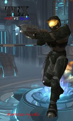 34 Best Red Vs Blue Images Rooster Teeth Red Vs Blue Achievement