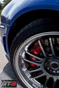 Nissan Skyline GT-R 34 Fast & Furious 4  - Rays Engineering Volk Racing rims