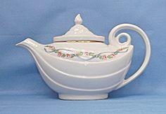 Hall China Wildfire Aladdin Teapot