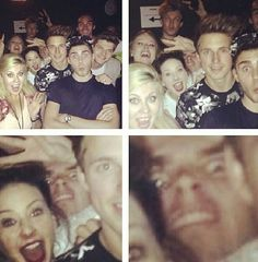Poor squished Joe , look at his face though I can't stop laughing!!!