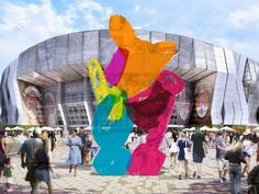The Sacramento Kings and City of Sacramento have agreed to pay almost all of a $5.5 million fund set aside for arena art for a single piece. Three Kings owners ponied up another $1 million each to commission the work of New York artist Jeff Koons.
