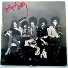 NEW YORK DOLLS NEW YORK DOLLS LP