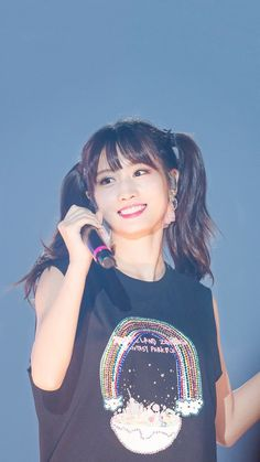 1996 in Kyoto, Japan), better known as Momo, is a Japanese singer, dancer and member of the K-Pop group Twice. Nayeon, Kpop Girl Groups, Korean Girl Groups, Kpop Girls, The Band, Extended Play, K Pop, My Girl, Cool Girl