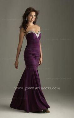 Prom Sweetheart Neckline Long Elegant Purple Night Moves 6233 Dresses Online Sale [Night Moves 6233] - $150.99 : Juniors' Dresses | Homecoming Dresses for Juniors @ gownprincess.com