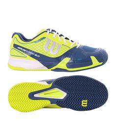 Las zapatillas Wilson Rush Pro 2.0 han sido diseñadas con materiales de gran calidad, ofrecen al jugador de pádel un gran agarre y comodidad Triathlon, Sneakers Nike, Footwear, Wellness, Sports, Fashion, Cell Wall, Paper, Sneakers