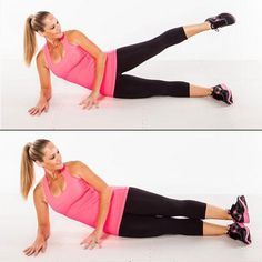 Important Muscles Women Ignore & The Best Exercises to Strengthen Them: Hip Rotators.  Side-lying External Rotations.