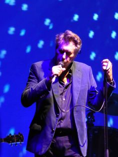 Bryan Ferry - Brighton Dome - 7 October 2015