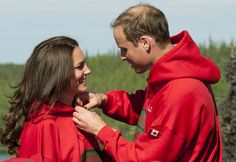 Prince William and Catherine, the Duke and Duchess of Cambridge on the sixth day of their tour of Canada. The couple visit a Canadian Rangers station at Blachford Lake in the Northwest Territories and met with First Nation villagers.