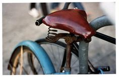 Bike seat by simply photo