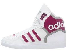 Adidas Originals Extaball Zapatillas Altas White Berry Solid Grey zapatillas Zapatillas white Solid Originals Grey Extaball Berry altas ADIDAS Noe.Moda