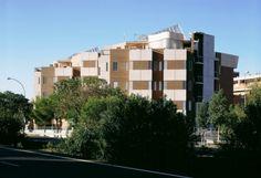 Residencia Sagrado Corazón, Sevilla