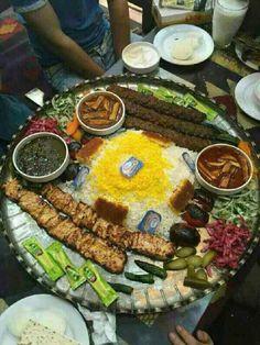 Iranian Receipes