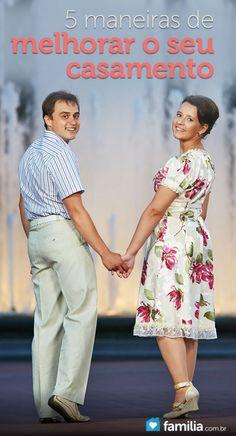 Marcha pelo casamento: 5 maneiras de agir para melhorar seu casamento