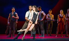 Acosta's souped-up ballet looks messy and naive in comparison to the elegance of Liam Scarlett's Viscera, Jerome Robbins' Afternoon of a Faun and George Balanchine's Tchaikovsky Pas de Deux