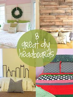 how to make your own extraordinary headboard | creative gift ideas & news at catching fireflies