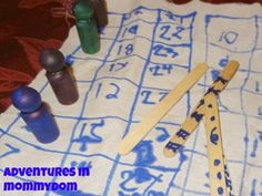 senet game for Ancient Egypt unit