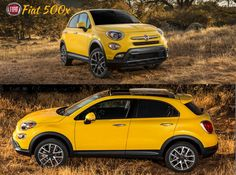 New #Fiat 500X Manifested in South African Showrooms #automobile #car