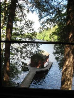 I like this boat house but we need it bigger for the boat, jet skis, canoe, storage, ect.