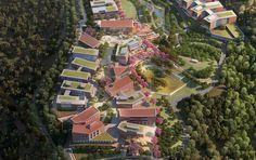 University site, Sasaki in Guatemala