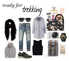 """ready for trekking!"" by santiwh on Polyvore"