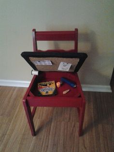 Cool Mod Chair With Hidden Compartment Under The Seat. Good Security Spot  For Valuables Before Taking A Trip. | Crafts | Pinterest | Hidden  Compartments, ...