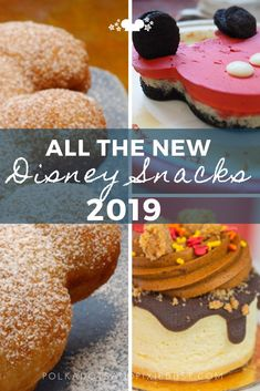 New Snacks for fall 2019 have arrived at Walt Disney World. See everything new popping up at Disney Parks! From pumpkin spice everything to spooky haunted mansion treats. Disney Parks, Disney Tips, Disney Recipes, Best Disney World Food, Disney Food, Disney Worlds, Disney World Vacation Planning, Walt Disney World Vacations, Disney Travel