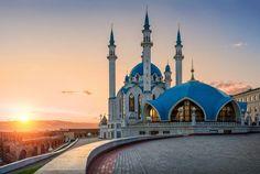 Tataristan / Kazan / Kul Şerif Camii