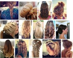 """""""Hairstyles"""" by tbomb-1 ❤ liked on Polyvore"""