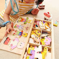 little bear change clothes Children's early education Wooden jigsaw Puzzle Dressing game Baby Wooden Puzzle toys free shipping Wood 4 Good http://www.wood4goodaccessories.com/product/little-bear-change-clothes-childrens-early-education-wooden-jigsaw-puzzle-dressing-game-baby-wooden-puzzle-toys-free-shipping/  Price: & FREE Shipping  #wooden