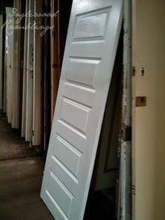 door headboard DIY