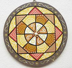 Mandala da Prosperidade - MDF