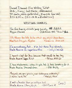 custom written papers