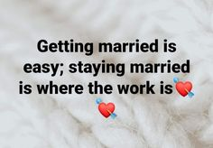 Marriage Tips, Getting Married