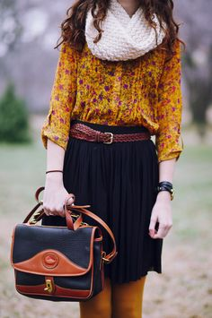 nice colors for fall fashion