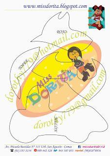 Miss Dorita: Forros de Cuaderno y Archivadores